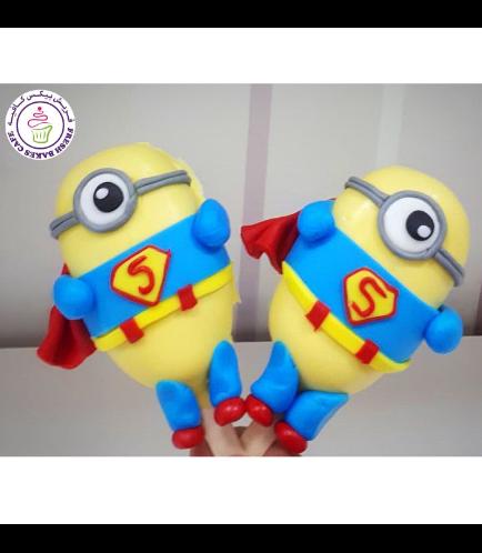 Popsicakes - Superman