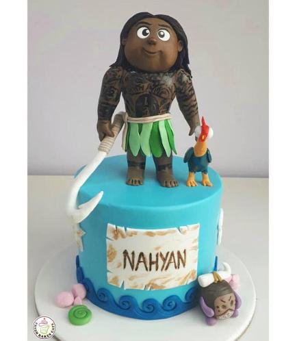 Maui Themed Cake 01