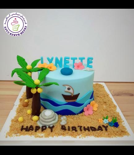 Cake - Island
