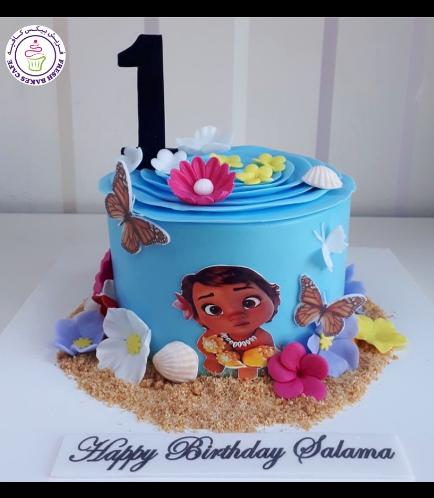 Cake - Moana
