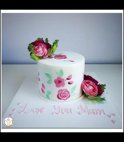 Cake - Flowers 02