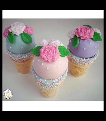 Cone Cake Pops