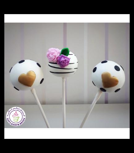 Cake Pops - Roses 07