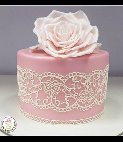 Cake - Rose 04