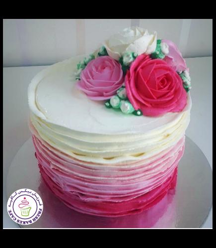 Cake - Roses 06