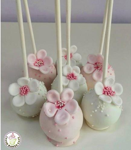Cake Pops - Cheery Blossom