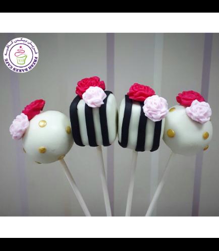 Cake Pops - Roses 08