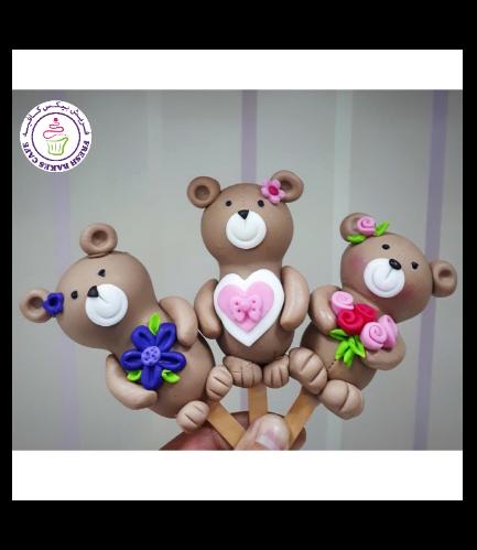 Bear Themed Popsicakes 02