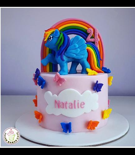 My Little Pony Themed Cake 15