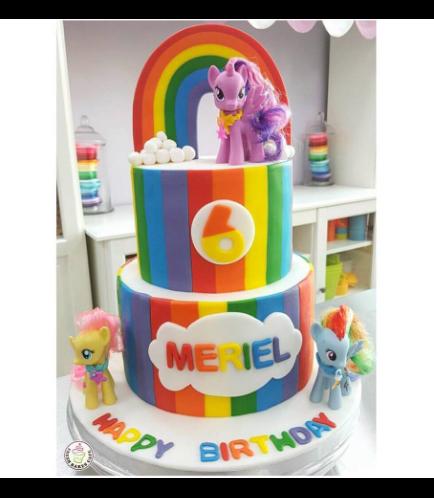 My Little Pony Themed Cake 10