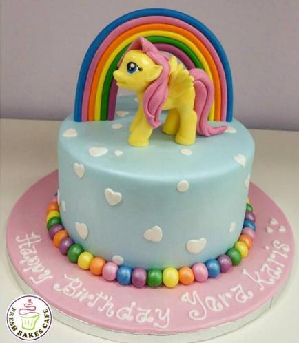 Cake - 3D Cake Topper - 1 Tier 1