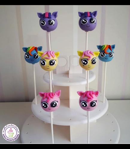 My Little Pony Themed Cake Pops 01