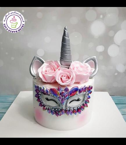 Cake - New Year - Fondant