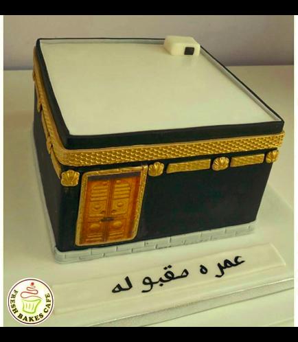 Omra Themed Cake 2