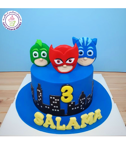 Cake - 2D Cake Toppers 04