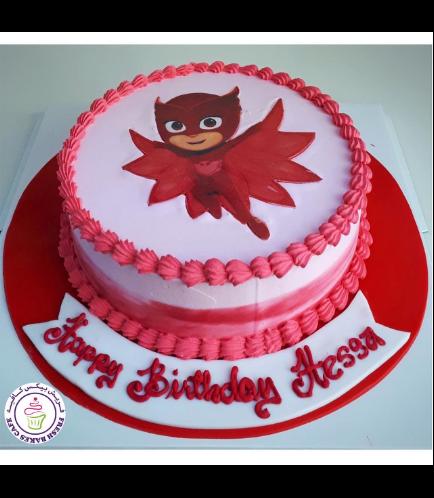 PJ Masks Themed Cake 11