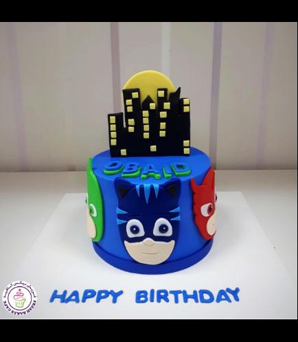 PJ Masks Themed Cake 13