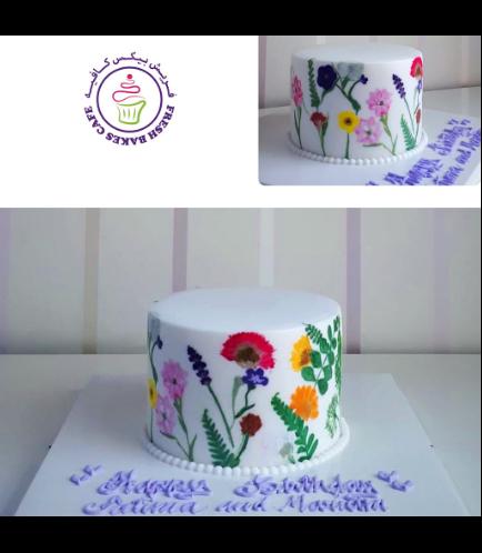 Cake - Painted Cake