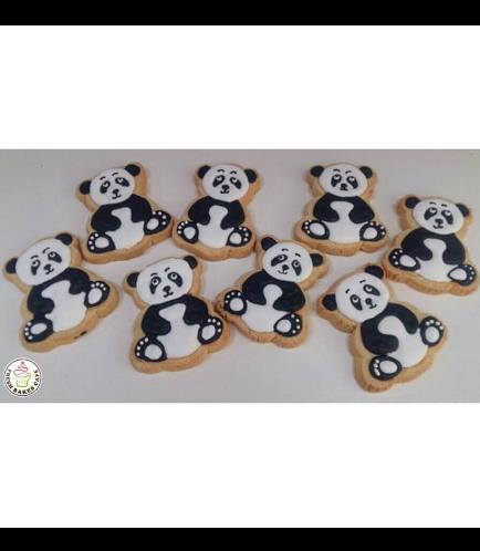 Panda Themed Cookies 02