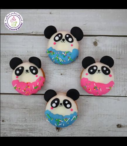 Panda Themed Donuts 01
