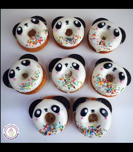 Panda Themed Donuts 2