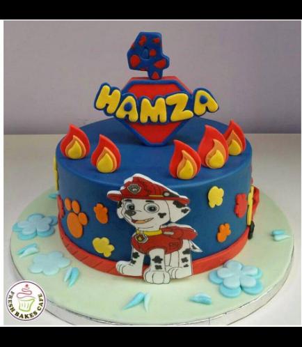 Paw Patrol Themed Cake 05