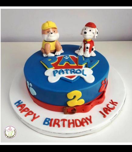 Paw Patrol Themed Cake 13