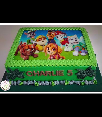 Paw Patrol Themed Cake 16