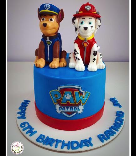 Paw Patrol Themed Cake 20a