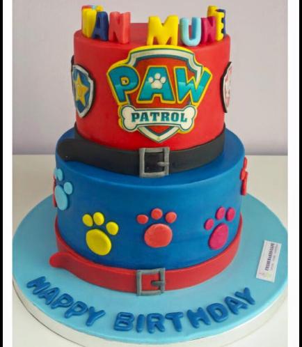 Paw Patrol Themed Cake 07