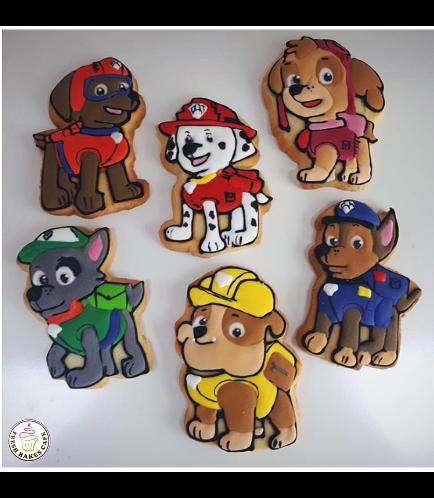 Cookies - Characters 01