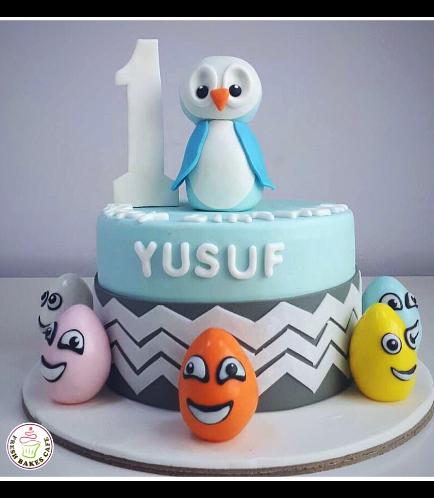 Cake - Penguin