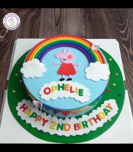 Cake - 2D Fondant Picture 04