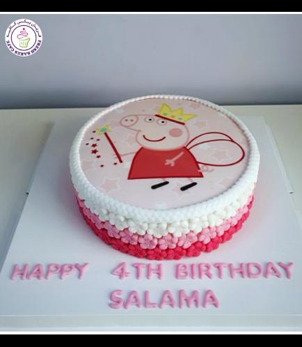 Peppa Pig Themed Cake 14b