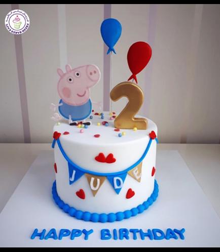 Peppa Pig Themed Cake 22