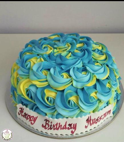 Cake - Colors - Multicolors 08
