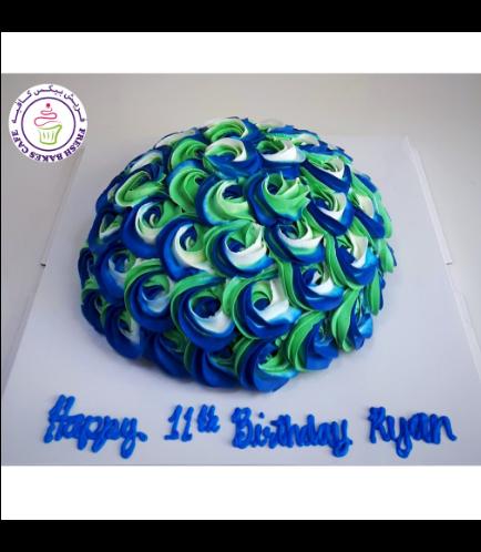 Cake - Colors - Multicolors 09