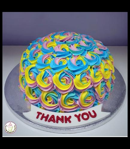 Cake - Colors - Multicolors 01