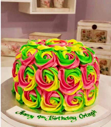 Cake - Colors - Multicolors 05