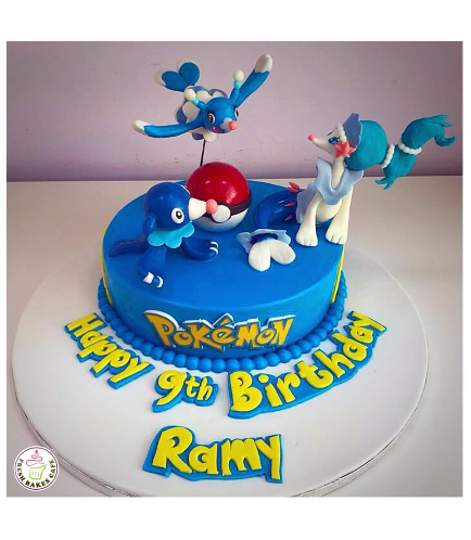Cake - 3D Cake Toppers 12a