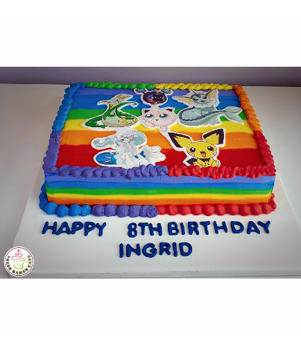 Cake - Printed Pictures 02