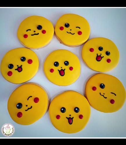 Cookies - Pikachu 02