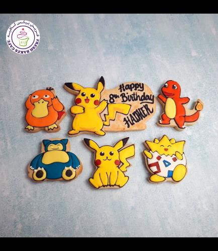 Cookies - Birthday Cookies