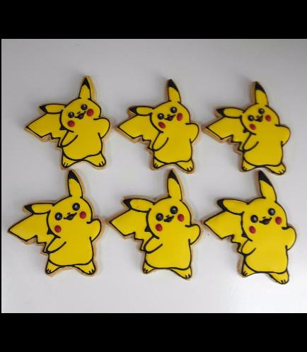 Cookies - Pikachu 01