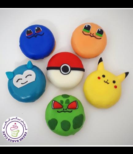 Pokemon Themed Donuts 02