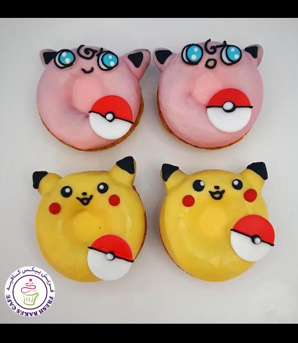 Pokemon Themed Donuts 03