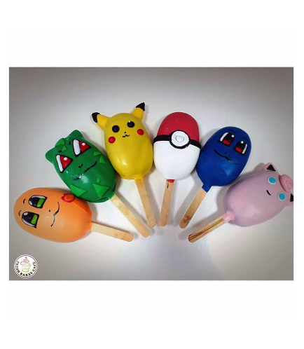 Pokemon Themed Popsicakes 01