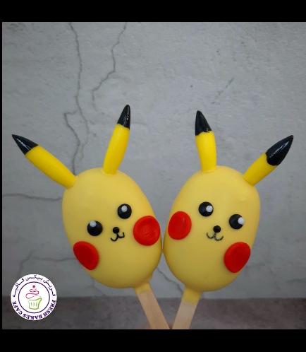 Popsicakes - Pikachu 01