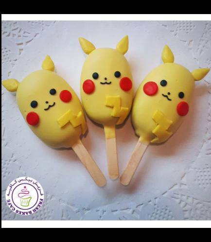 Popsicakes - Pikachu 02