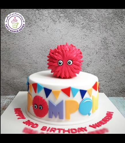 Cake - Pompom